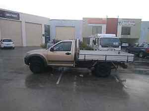 Tray back Ute 2005 Holden Rodeo LPG Ormeau Gold Coast North Preview