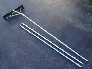 Yardworks Extension Roof Rake