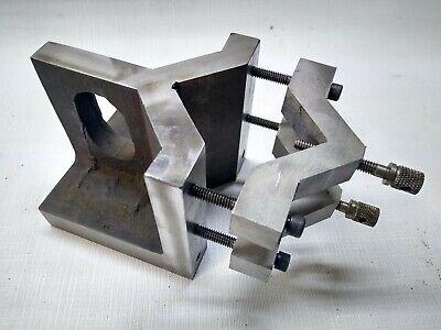 Nice Combination V Block And Angle Iron