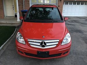 2008 Mercedes b200 mint condition certified