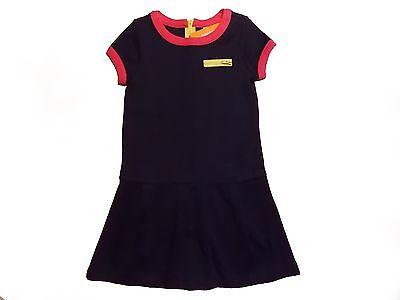 NWT Girl's Gymboree Bright Ideas blue pink yellow short sleeve dress ~ 4 5 6 7