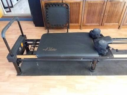 Pilares    aero pilates performer xp610