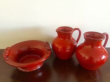 3 piece Vase and Bowl set Bossley Park Fairfield Area Preview