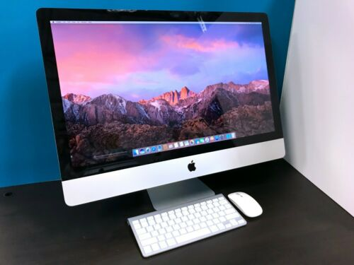 UPGRADED Apple iMac 27 inch Desktop / 3.33GHZ CORE i5 / 16GB / 3 YEAR WARRANTY!!