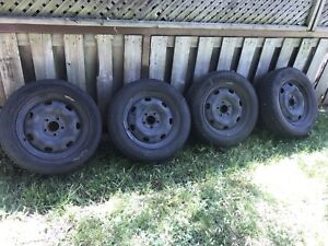205/60/16 tires and rims
