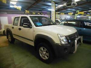 2008 Holden Rodeo LX 4X2 Dual Cab Ute Wangara Wanneroo Area Preview