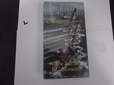 Beautiful British Columbia Discovery: Best Of BC Moments VHS