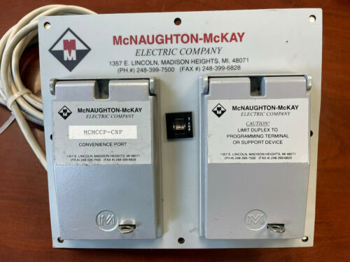 MCNAUGHTON-MCKAY MCMCCP-CNP (AS PICTURED)
