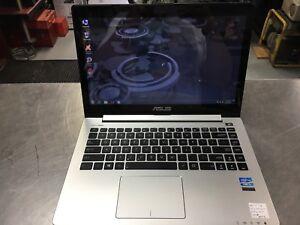 Laptop Asus i3  avec 4gb  petit Disc dur de 120gb ssd
