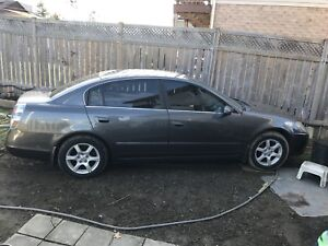 Nissan Altima 2006 4 Door Sedan
