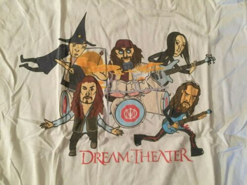 Dream Theater Shirt, XL, Chaos In Motion Tour 2007-08, Good Condition!