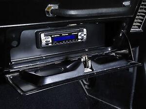 1969 Camaro Glovebox Stereo Mount Glove Box radio mount 1969-75 Nova