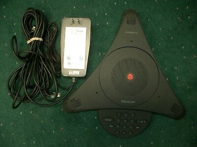 Polycom Soundstation Premier Teleconferencing System W Power Supply