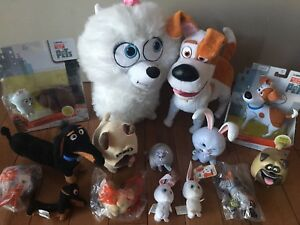 Secret Life Of Pets lot