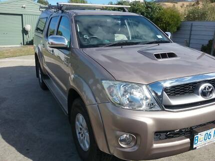 Toyota  Hilux Cambridge Clarence Area Preview