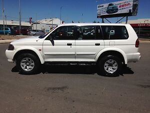MITSUBISHI 2004 CHALLENGER GREAT CONDITION SUV REDUCED Adelaide CBD Adelaide City Preview