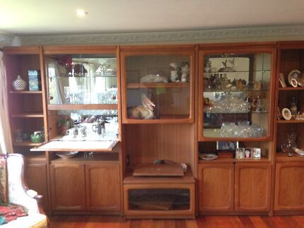 Wall unit Arcadia Hornsby Area Preview