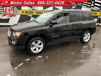 2016 Jeep Compass Automatic, Leather, Sunroof, 4x4,103,000km