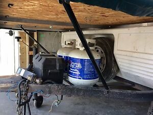 TENT TRAILER GOOD CONDITION
