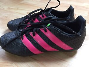 Size 3 Adidas Soccer Cleats