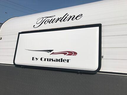 """Crusader Tourline 18""""6 3928U"""