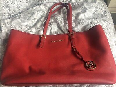 Michael Kors Red Bag