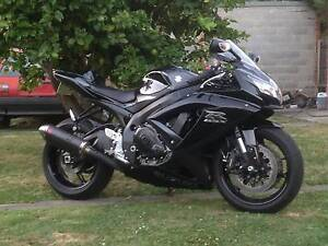 Suzuki  AWESOME VALUE GSXR750. Doncaster East Manningham Area Preview
