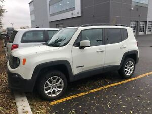 2015 JEEP RENEGADE NORTH-4X4-UCONNECT-DÉMARREUR