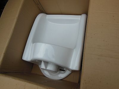 MILITARY SURPLUS URINAL ECUTECH NO WATER ECO WATERLESS WITH MOUNT HARDWARE US