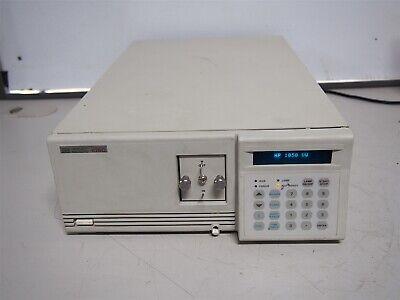 Hp 1050 Series Uv Detector 79853a Filter Error