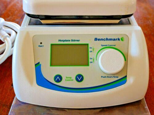 Benchmark Scientific Digital Hotplate & Magnetic Stirrer H3760-HS, 115V