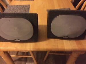 Infinity Kappa Speakers