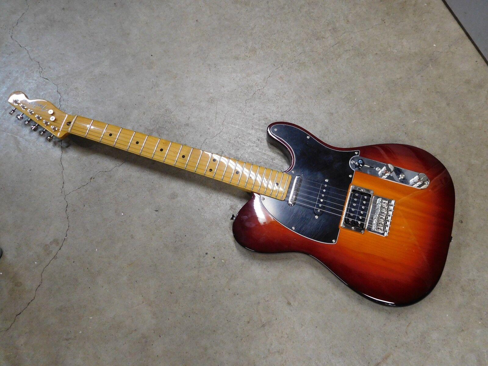 Fender Stratocaster Made In China : fender telecaster plus electric guitar made in china 717669018757 ebay ~ Hamham.info Haus und Dekorationen