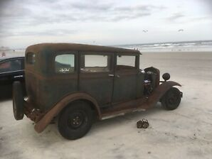 1932 Essex super 6  Rat Rod