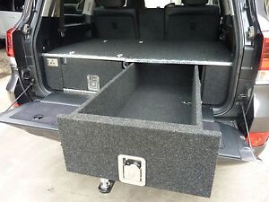200 SERIES LANDCRUISER TWIN DRAWER SYSTEM Wingfield Port Adelaide Area Preview