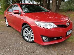 2013 Toyota Camry ATARA S Automatic Sedan Golden Square Bendigo City Preview