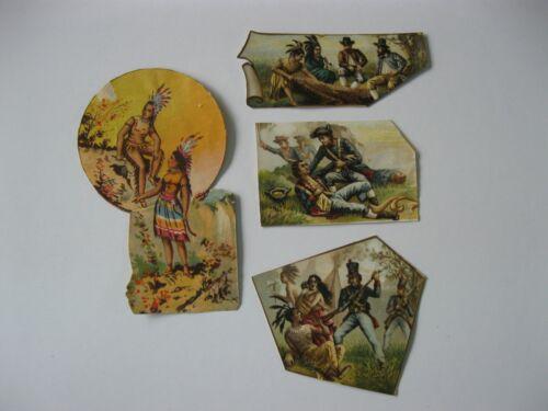 Victorian Trade Card 1800