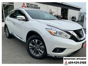 2017 Nissan Murano SL, LOCAL, LOW KMS, ONLY 15xxxKms!!!
