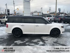 2017 Ford Flex Pwr Liftgate, Sync, Keyless Entry, Camera