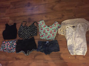 Girls summer clothing lot!