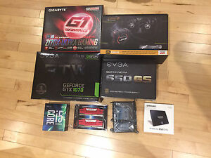 Gaming PC Parts