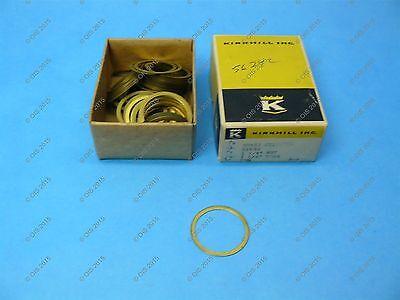 Kirkhill R-6 Brass Friction Rings 1 14 Nut 1 14 Tube Box Of 98 New