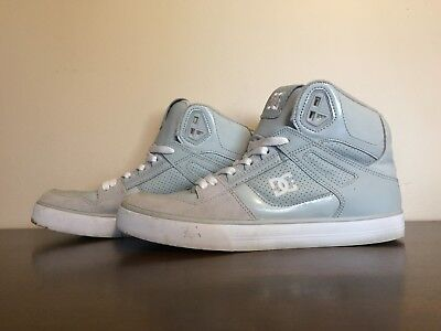 7d4e914e1d DC Shoes Spartan High WC Skate Shoes Gray - Men s Size 10
