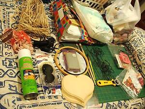 Craft, Sewing Kits, Fabric, Quilting - various items Durack Palmerston Area Preview