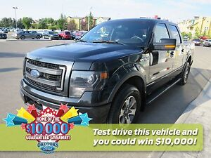 2014 Ford F-150 FX4 3.5l v6 Ecoboost, one previous owner