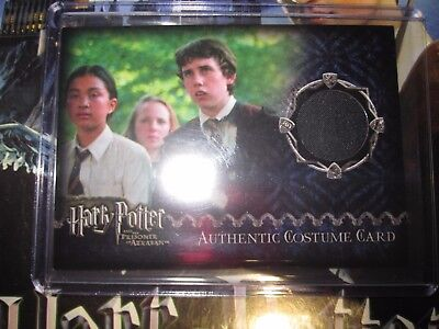 HARRY POTTER POA AZKABAN COSTUME CARD 0081/1170 LONGBOTTOM ROBE AUTHENTIC MINT](Authentic Harry Potter Robes)