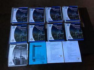 Power engineering class 4 text books