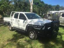 2010 Toyota Hilux Ute Cooktown Cook Area Preview