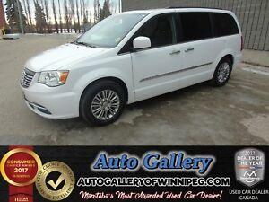 2015 Chrysler Town & Country Touring - L*Lthr/DVD