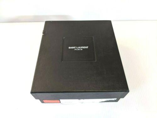 """Authentic Saint Laurent Shoe / Gift Box  - 11.5"""" x 10.25"""" x 4.25"""""""